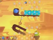 Cut the Rope 2 - level 71 Walkthrough