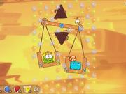 Cut the Rope 2 - level 69 Walkthrough