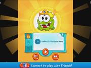 Cut the Rope 2 - level 73 Walkthrough