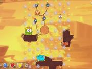 Cut the Rope 2 - level 61 Walkthrough
