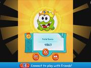 Cut the Rope 2 - level 79 Walkthrough
