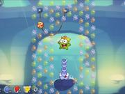 Cut the Rope 2 - level 75 Walkthrough