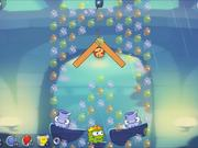 Cut the Rope 2 - level 76 Walkthrough