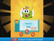 Cut the Rope 2 - level 102 Walkthrough