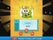 Cut the Rope 2 - level 74 Walkthrough
