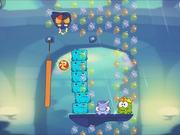 Cut the Rope 2 - level 84 Walkthrough