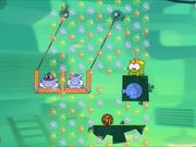 Cut the Rope 2 - level 117 Walkthrough