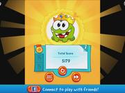 Cut the Rope 2 - level 123 Walkthrough