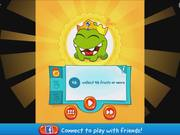 Cut the Rope 2 - level 137 Walkthrough