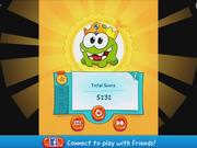 Cut the Rope 2 - level 107 Walkthrough