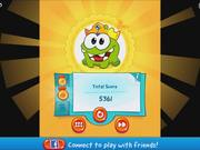 Cut the Rope 2 - level 115 Walkthrough