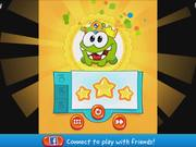 Cut the Rope 2 - level 124 Walkthrough