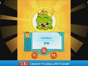 Cut the Rope 2 - level 130 Walkthrough