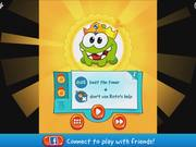 Cut the Rope 2 - level 122 Walkthrough
