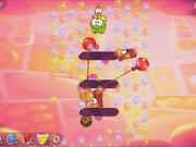 Cut the Rope 2 - level 141 Walkthrough