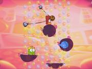 Cut the Rope 2 - level 126 Walkthrough