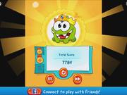 Cut the Rope 2 - level 136 Walkthrough