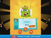 Cut the Rope 2 - level 151 Walkthrough