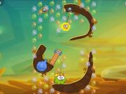 Cut the Rope 2 - level 153 Walkthrough
