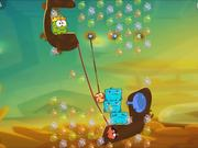 Cut the Rope 2 - level 156 Walkthrough