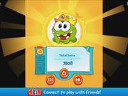 Cut the Rope 2 - level 149 Walkthrough