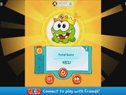 Cut the Rope 2 - level 168 Walkthrough