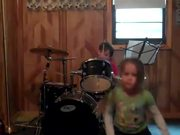 3 Year Olds Heavy Metal
