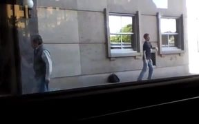 Bus Stop Dancer