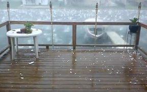 Insane Hail