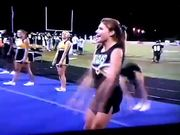 Slight Cheerleading Fail