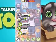 My Talking Tom Walkthrough part 4