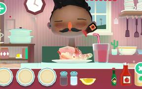 Toca Kitchen 2 Walkthrough part 10