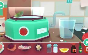 Toca Kitchen 2 Walkthrough part 5