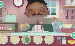 Toca Kitchen 2 Walkthrough part 16