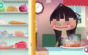 Toca Kitchen 2 Walkthrough part 23