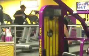 Treadmill Dancer