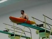 Kayak High Dive