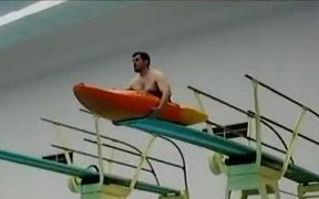 Kayak High Dive