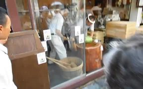 Japanese Candy Making