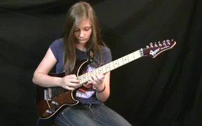 Van Halen Cover Girl