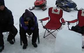 A Canadian Being Born