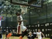 Tall Highschool Basketball Player