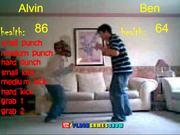Living Room Fight Walkthrough