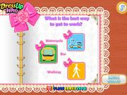 Princess Car Dashboard Walkthrough