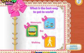 Princess Car Dashboard Walkthrough