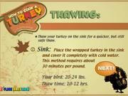 How To Cook a Turkey Walkthrough
