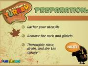 How To Cook a Turkey Walkthrough