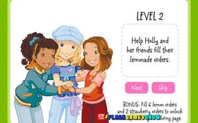 Hollie Hobby And Friends Walkthrough