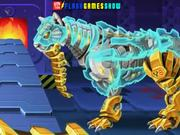 Cyber Smilodon Assembling Walkthrough