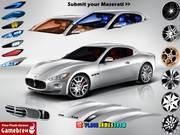 Pimp My Maserati Walkthrough